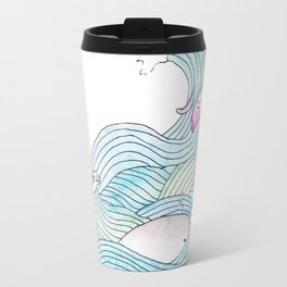 Bear Adventures Travel Mug