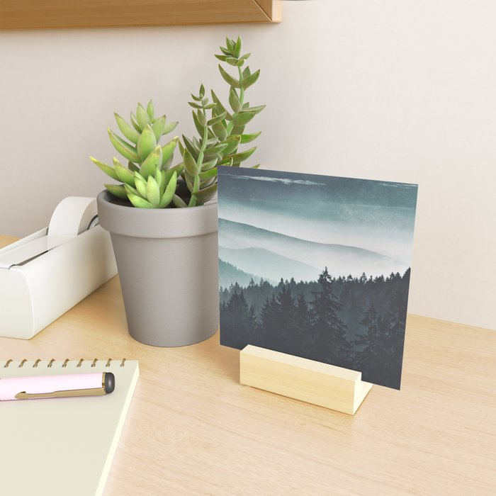 Mountain Light Mini Art Print