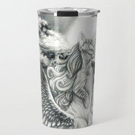 Alicorn Sphynx Travel Mug