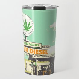SOUR DIESEL Travel Mug