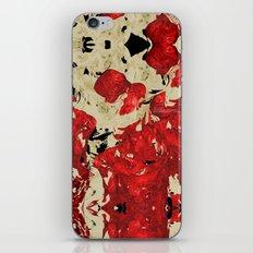 GIRL #28 iPhone & iPod Skin