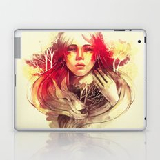Purity In Red Laptop & iPad Skin