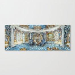 Ravenclaw Common Room Canvas Print