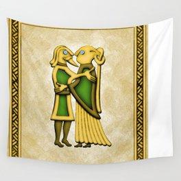 Frey & Gerd Wall Tapestry
