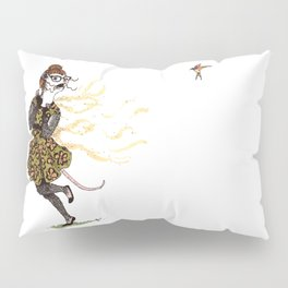 Cloud of Terror Pillow Sham