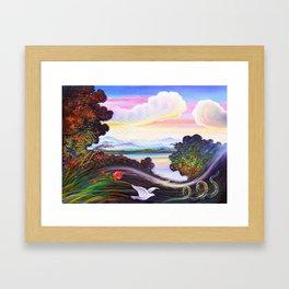 """""""Impeccabilità"""" (Impeccability) Framed Art Print"""