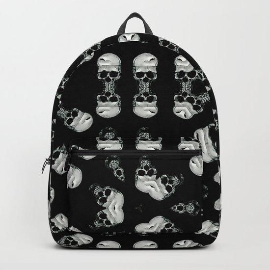Skull Eclipse Backpack