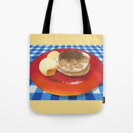 Pancakes Week 15 Tote Bag