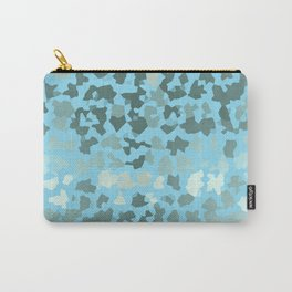 SAFARI TURQUOISE Carry-All Pouch