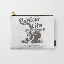 Parkour Life Style Carry-All Pouch