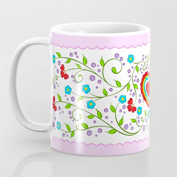 Lenço dos namorados Coffee Mug