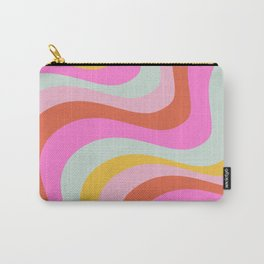 70s Abstract Candy Carry-All Pouch