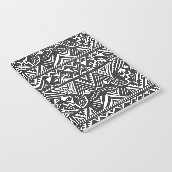 Pug  Tribal Notebook