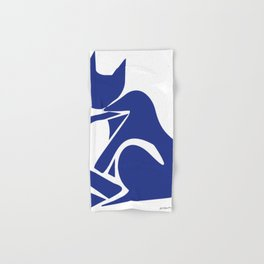 Henri Matisse - Le Chat Bleu (Blue Cat) Artwork - Prints, Posters, Tshirts, Bags, Mugs, Men, Hand & Bath Towel