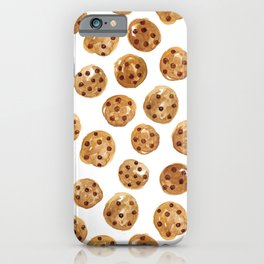 Watercolor Cookies iPhone Case