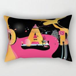 Dada Rectangular Pillow