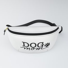 Dog Mom Fanny Pack