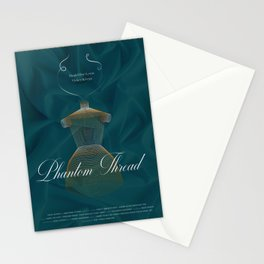 Phantom Thread Alternative Poster Stationery Cards