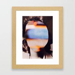 Faceless Series No.9 Framed Art Print