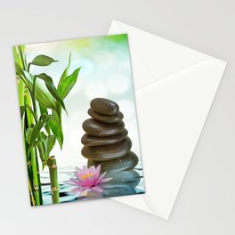 Zen Morning Stationery Cards