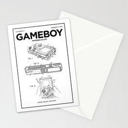 Gameboy Poster • Gamer Prints • Nintendo Patent Printable • Gift For Gamer • Games Gift • Boys Decor Stationery Cards
