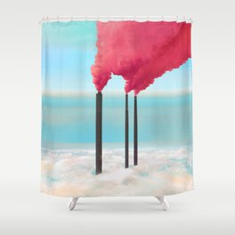 Save the Environment Shower Curtain
