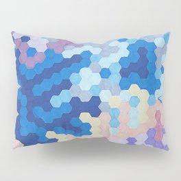 Nebula Hex Pillow Sham