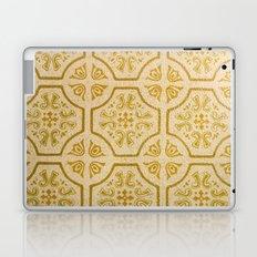 Retro linoleum Laptop & iPad Skin