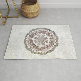 Shared love mandala Rug