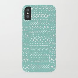 Frans iPhone Case