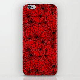Demon Webs iPhone Skin