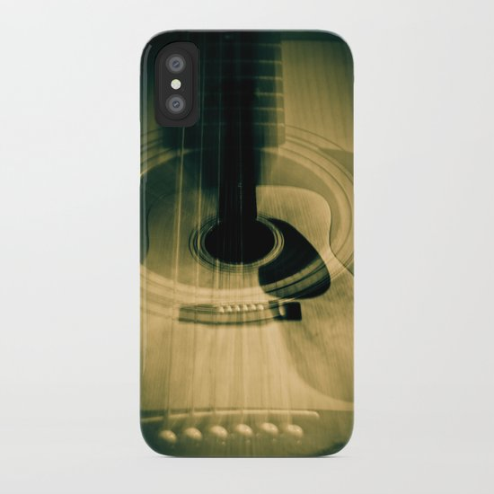 Wood Works iPhone Case