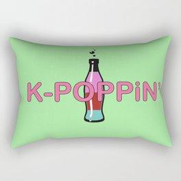 K-Poppin' Rectangular Pillow