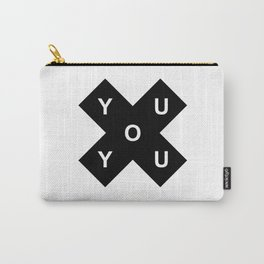 YOU X YOU Carry-All Pouch