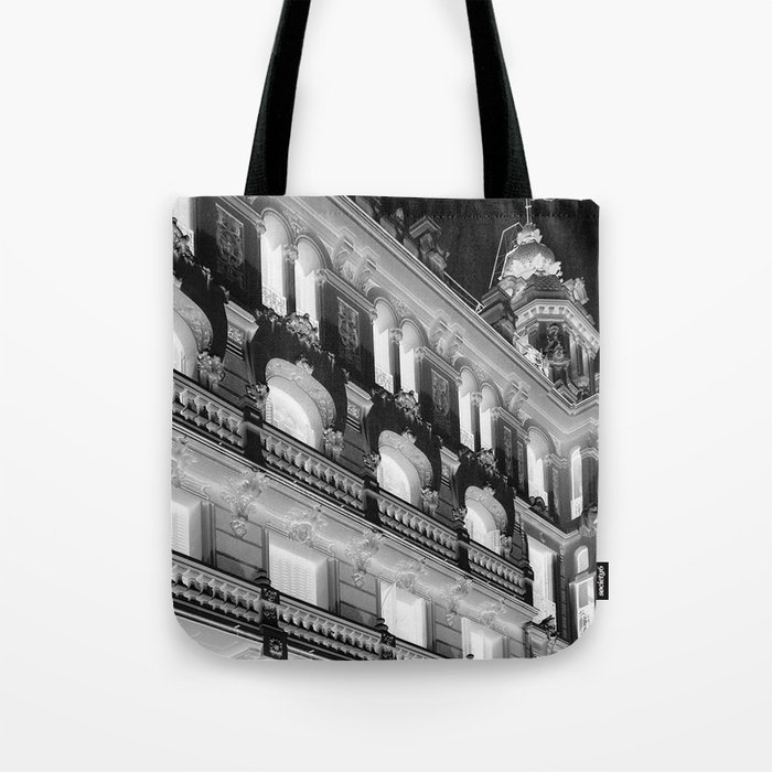 Madrid Tote Bag