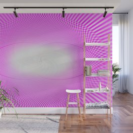 Pink Candy Wall Mural