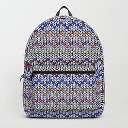 Knitting Hygge Backpack