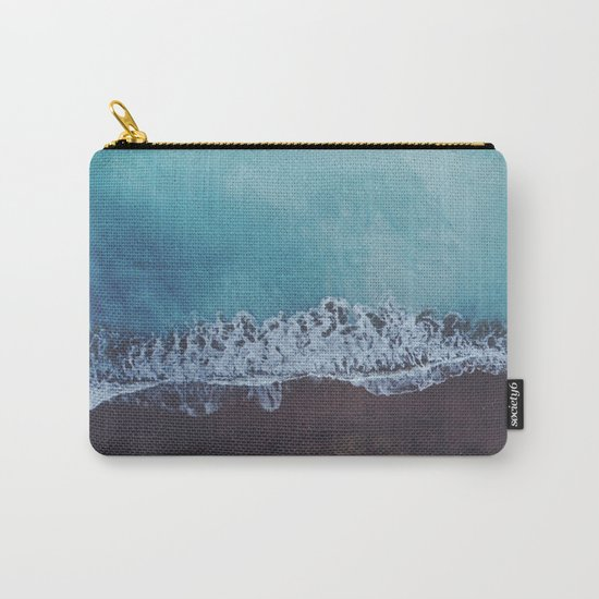 Oceans away Carry-All Pouch