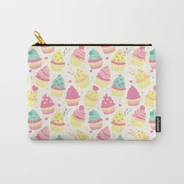 Sweet Cupcakes 3 Carry-All Pouch