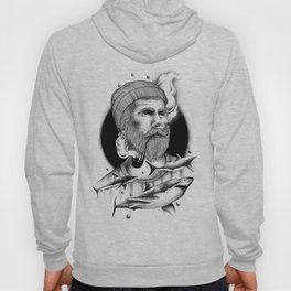 THE MAN AND THE SEA Hoody