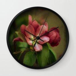 Souls Gardener Wall Clock