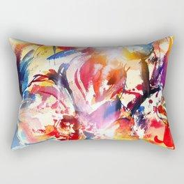 Smiling dragon Rectangular Pillow