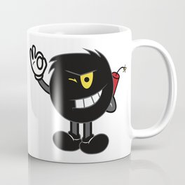 FuzzBall Coffee Mug