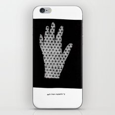 Until the Fingers Began To Bleed 1 iPhone & iPod Skin