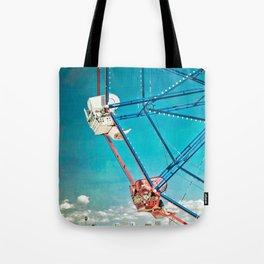 Balboa Skyline Tote Bag