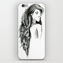 Hair iPhone Skin