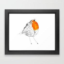 Hello Monday Framed Art Print