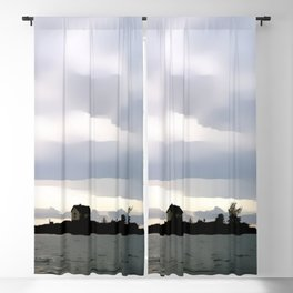 Undestructed views Blackout Curtain