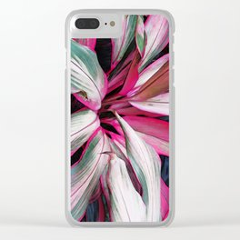 #exotic Clear iPhone Case