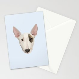 Bull Terrier Stationery Cards